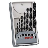BOSCH Wood drill bit set, 7pcs - Wood Drill Bit Set