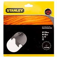 Stanley FatMax STA13120-XJ, 170mm - Saw blade for wood