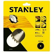 Stanley STA13125-XJ, 170mm - Saw blade for wood