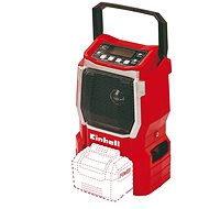 Radio Einhell TE-CR 18 Li Expert Plus (without battery) - Radio