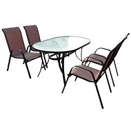 Nerang Garden Furniture Set - Bronze Design - Set