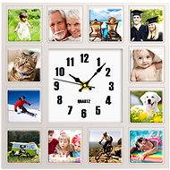Wall clock with photo frame - Clock