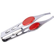 Beauty Relax - LED tweezers with brush - Beauty Set