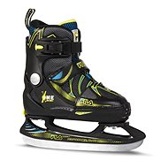 X-One Ice Blk / Yellow / Blue - Skates