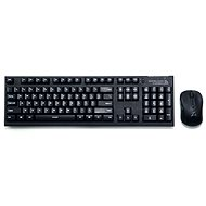 Zalman ZM-KM870RF - Mouse/Keyboard Set