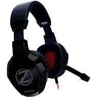 Zalman ZM-HPS300 black - Headphones with Mic