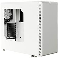 Fractal Design Define R4 Arctic White - Window - PC Case