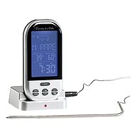 Rosenstein & Söhne Grill thermometer with XXL display - Digital Thermometer