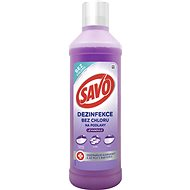 SAVO Without Chlorine Lavender 1 l - Cleaner