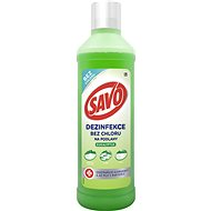 SAVO Without Chlorine Eucalyptus 1 l - Cleaner