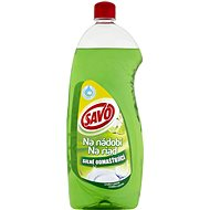 SAVO on dishes with lime and jasmine 1 l - Dish Soap