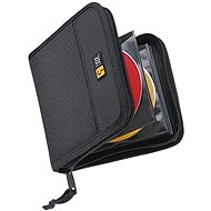 CASE LOGIC CDW16 black - CD/DVD Case