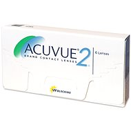 Acuvue 2 (6 lenses) - Contact Lenses