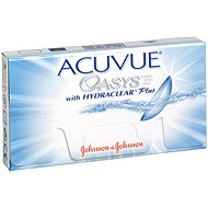 Acuvue Oasys (6 lenses) dioptre: -2.25, curvature: 8.40 - Contact Lenses