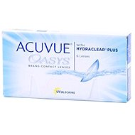 Acuvue Oasys (6 lenses) diopter: -2.00, curving: 8.40 - Contact Lenses