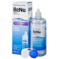 ReNu MPS Sensitive Eyes 360ml with Case - Contact Solution