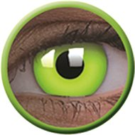 ColourVue Crazy Lens UV shining - Glow Green (2 pieces annually) - spectacles - Contact Lenses