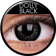 ColourVUE - BigEyes (2 lenses) Colour: Dolly Black - Contact Lenses