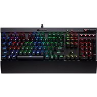 Corsair Gaming K70 Cherry MX RGB LUX Brown (EU) - Keyboard