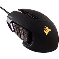Corsair Scimitar FOR RGB Optical MOBA / MMO Gaming Mouse - Mouse