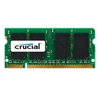 Crucial SO-DIMM 1GB DDR 333MHz CL2.5 - System Memory