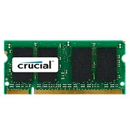Crucial SO-DIMM 1GB DDR2 667MHz CL5 - System Memory