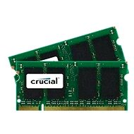 Crucial SO-DIMM 4GB Kit DDR2 667MHz CL5 - System Memory