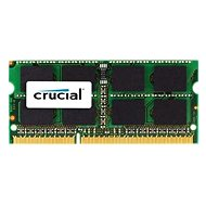 Crucial SO-DIMM 2GB DDR3 1600MHz CL11 Dual Voltage - System Memory