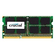 Crucial SO-DIMM 8GB DDR3 1600MHz CL11 Dual Voltage for Apple/Mac - System Memory