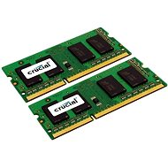 Crucial SO-DIMM 16GB KIT DDR3 1333MHz CL9 Dual Voltage for Apple/Mac - System Memory