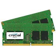 Crucial SO-DIMM 32 GB DDR4 2133MHz CL15 Dual Ranked - System Memory