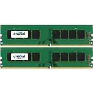 Crucial 8GB KIT DDR4 2133MHz CL15 Single Ranked - Memory System