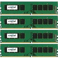 Crucial 64 GB KIT DDR4 2133MHz CL15 Dual Ranked - System Memory