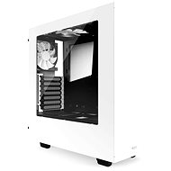 NZXT S340 white - PC Case