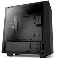 NZXT S340 Elite matte black - PC Case