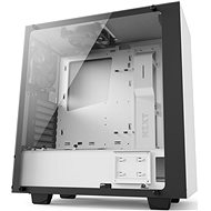 NZXT S340 Elite matte white - PC Case