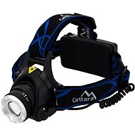 Cattara Headlamp LED 570lm ZOOM - Headtorch