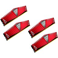 ADATA 16GB KIT DDR4 2400MHz CL16 XPG Z1 (red) - System Memory