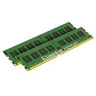 Kingston 8GB KIT DDR3 1333MHz CL9 - System Memory