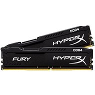 Kingston 8GB KIT DDR4 2133MHz CL14 HyperX Fury Black Series - System Memory