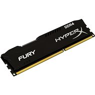 Kingston 16GB DDR4 2400MHz CL15 HyperX Fury Black Series - System Memory