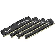 Kingston 32GB KIT DDR4 2400MHz CL15 HyperX Fury Black Series - System Memory