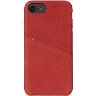 Decoded Leather Case Red iPhone 7 / 6s - Protective Case