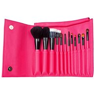 DERMACOL Cosmetic brushes with case - Set