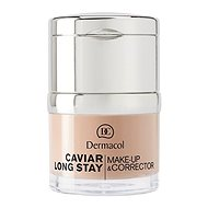 DERMACOL Caviar long stay make up and corrector - pale 30ml - Make up