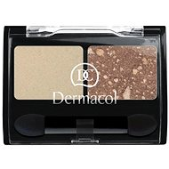 DERMACOL Duo Eye Shadow 4 2 × 1.5g - Eyeshadow