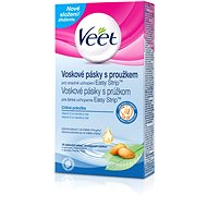 VEET Cold wax. underarms and bikini straps 16 pieces - Strips