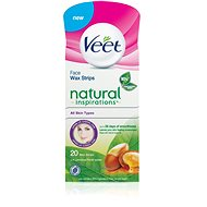VEET Cold wax tapes with Argan oil 20 pcs - Strips