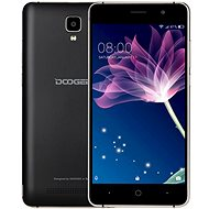 DOOGEE X10 Black - Mobile Phone