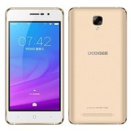 DOOGEE X10 Gold - Mobile Phone